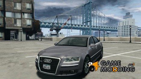 Audi A8 для GTA 4