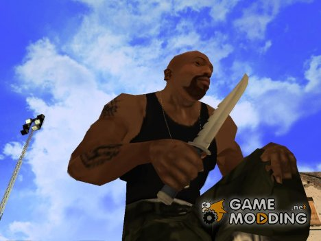 Нож из GTA 5 для GTA San Andreas