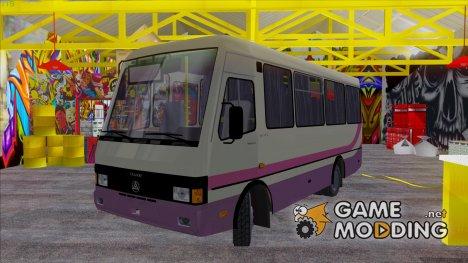 БАЗ А079.29 Мальва для GTA San Andreas