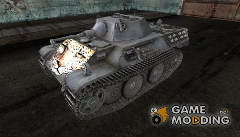 VK1602 Leopard KPEMATOP for World of Tanks