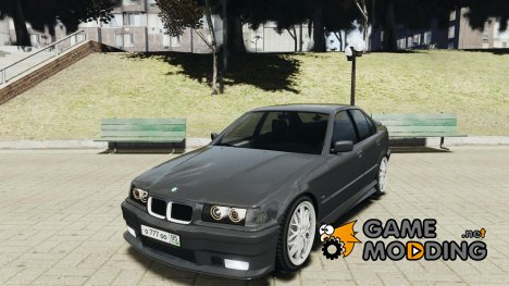BMW 318i Light Tuning v1.1 for GTA 4