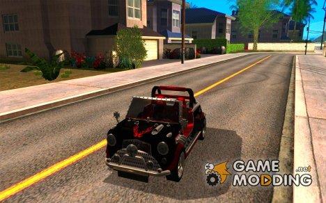 MiniCooper Tuning HOVADO 1 (MaxiPervers.cz) v.2 for GTA San Andreas