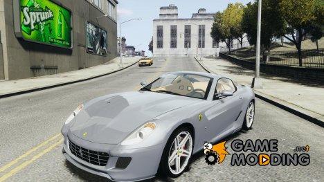 Ferrari 599 GTB Novitec Rosso for GTA 4