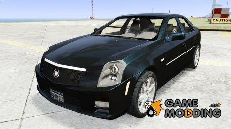 Cadillac CTS v2.1 for GTA 4