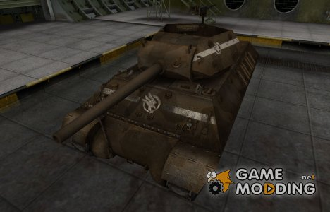 Скин в стиле C&C GDI для M10 Wolverine для World of Tanks