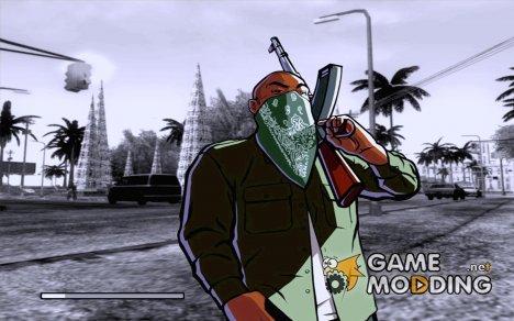 Loadscreens in GTA-IV Style для GTA San Andreas