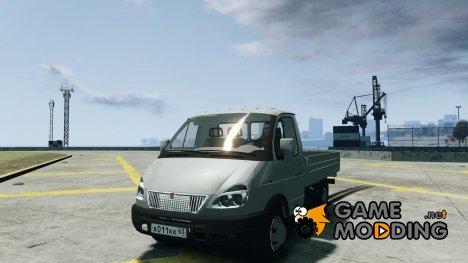 ГАЗ 3302-14 (ГАЗель бортовая) for GTA 4