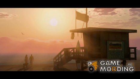 Новое вступное видео GTA V для GTA SA for GTA San Andreas