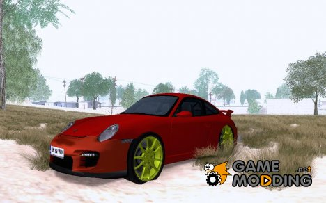 Porsche 911 Red Win for GTA San Andreas