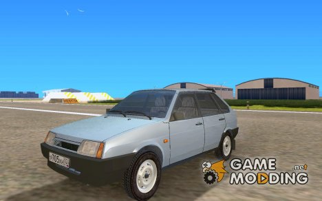 ВАЗ-21093i для GTA San Andreas