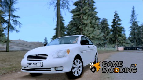 Hyundai Accent 2007 for GTA San Andreas