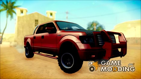 Ford F150 Off Road for GTA San Andreas