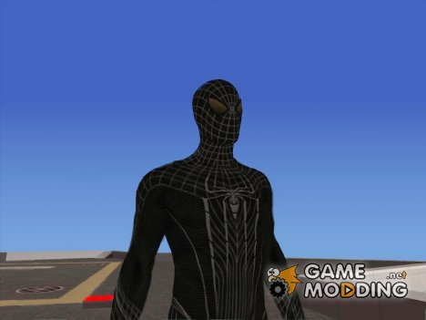 Amazing Spider-Man (Standart Black) для GTA San Andreas