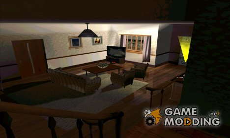Дом CJ for GTA San Andreas