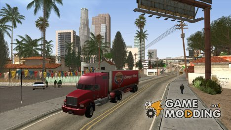 GTA V MTL Packer для GTA San Andreas