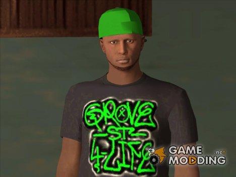 Fam2 GTA Online Style для GTA San Andreas