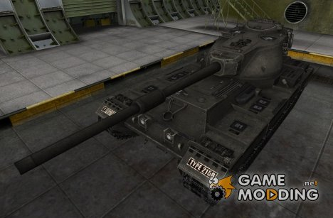 Шкурка для FV215b for World of Tanks
