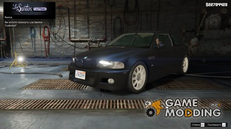 BMW M3 E46 2.1 for GTA 5
