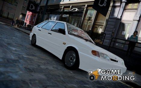 ВАЗ-2114 Сток for GTA 4
