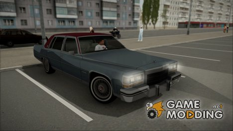 Cadillac Fleetwood Brougham 1985 для GTA San Andreas