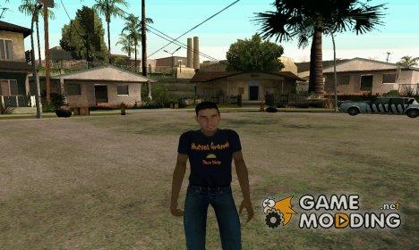 Скинпак из Postal для GTA San Andreas