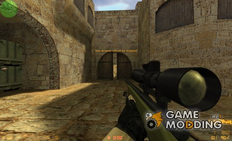 CadeOpreto M40A3 for Counter-Strike 1.6