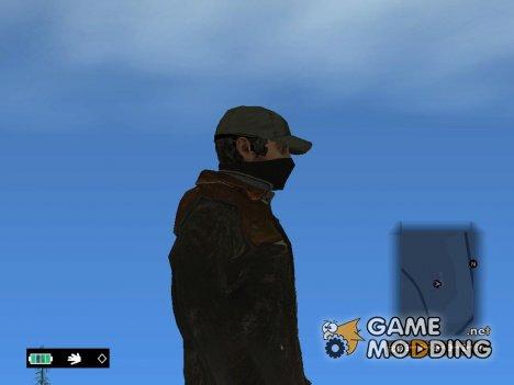 Watch Dogs HUD для GTA San Andreas