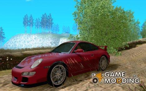 Porsche 911 GT3 для GTA San Andreas