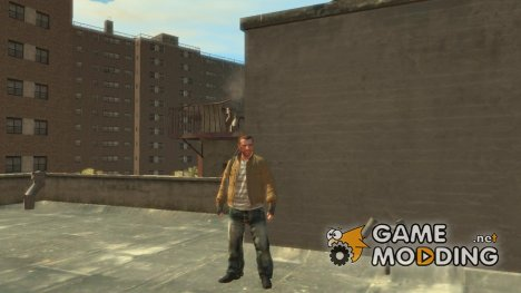 "Джинсы ""Ecko"" for GTA 4"