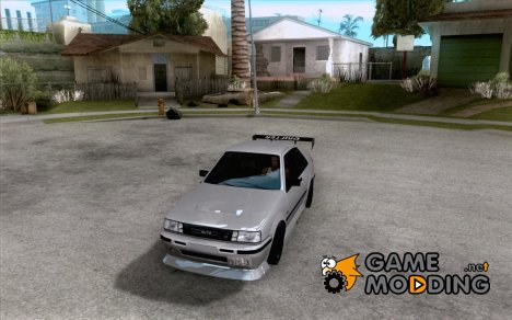 GTA VI Futo GT custom для GTA San Andreas