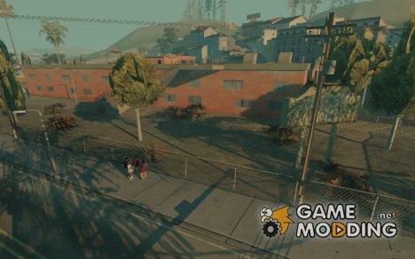 Render Hook for GTA San Andreas