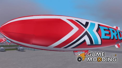 Xero Blimp for GTA 3