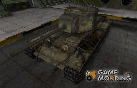 Исторический камуфляж КВ-3 для World of Tanks