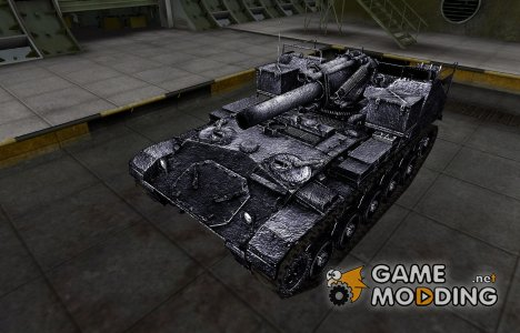 Темный скин для M41 для World of Tanks