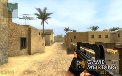 HQ famas wee for Counter-Strike Source
