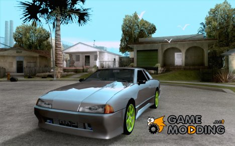 Elegy First Update By reNz для GTA San Andreas