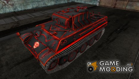 PzKpfw V Panther (Dark Eldar Panther, Cabal of Obsidian Rose) for World of Tanks