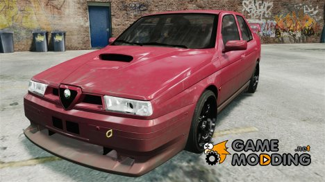 Alfa Romeo 155 Q4 for GTA 4