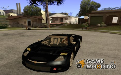 Chrysler ME Four-Twelve Concept для GTA San Andreas