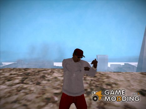 Animation MOD by xXx2o1o 3.0 для GTA San Andreas