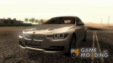 BMW 335i 2012 for GTA San Andreas