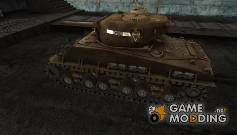 M4A3E8 Sherman for World of Tanks