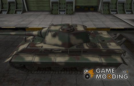 Скин-камуфляж для танка E-50 Ausf.M for World of Tanks