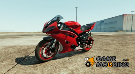 Yamaha R6 for GTA 5