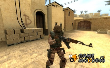 idf wannabe sas for Counter-Strike Source
