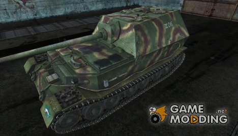 Ferdinand 16 для World of Tanks