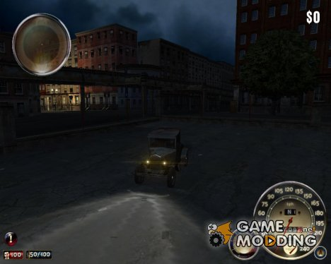 Bolt Ace coupe - bright light для Mafia: The City of Lost Heaven