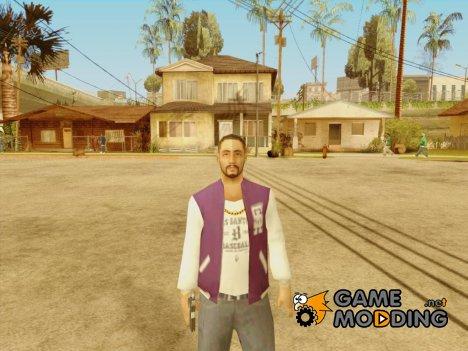 New ballas1 для GTA San Andreas
