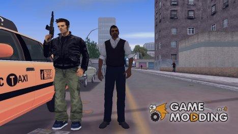 Новый таксист for GTA 3