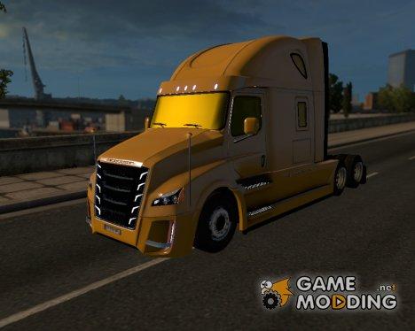 Daimler Freightliner Inspiration v3.0 для Euro Truck Simulator 2
